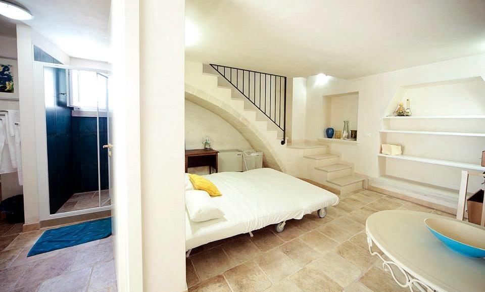 suite del viaggiatore del|BB|Casa Vacanze|di charme|la Tana del Riccio|in Salento